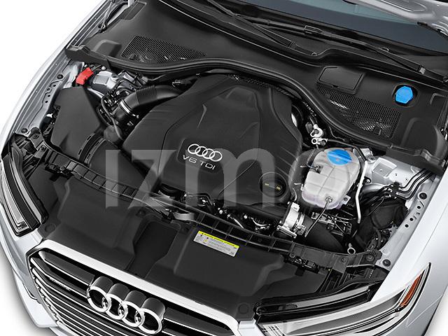 2016 Audi A6 Quattro Sedan
