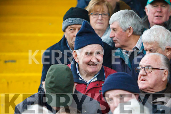 Mick O'Dwyer the Senior County Football Final in Austin Stack Park on Sunday