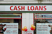 High street finance shop offering loans in Ilford.