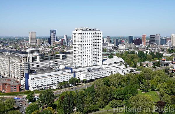 Nederland Rotterdam - mei 2018. Het Erasmus MC ziekenhuis. Foto Berlinda van dam / Hollandse Hoogte