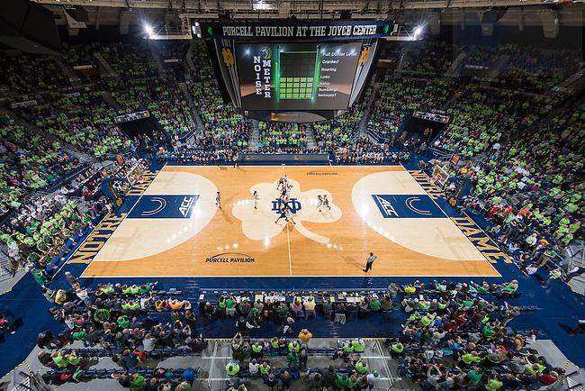 December 7, 2016; Women's Basketball vs UConn (Photo by Matt Cashore)
