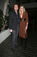 WEST HOLLYWOOD, CA - NOVEMBER 30: Philippe Cousteau Jr., Ashlan Gorse Cousteau, at LAND of distraction Launch Event at Chateau Marmont in West Hollywood, California on November 30, 2017. Credit: Faye Sadou/MediaPunch