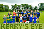 Under 12's Enjoying the Ballymac Cul Camp on Monday
