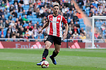 Athletic Club de Bilbao's Yeray Alvarez  during La Liga match between Real Madrid and Athletic Club de Bilbao at Santiago Bernabeu Stadium in Madrid, Spain. April 21, 2019. (ALTERPHOTOS/A. Perez Meca)