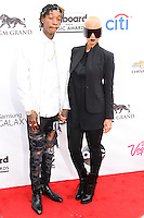 LAS VEGAS, NV, USA - MAY 18: Wiz Khalifa, Amber Rose at the Billboard Music Awards 2014 held at the MGM Grand Garden Arena on May 18, 2014 in Las Vegas, Nevada, United States. (Photo by Xavier Collin/Celebrity Monitor)