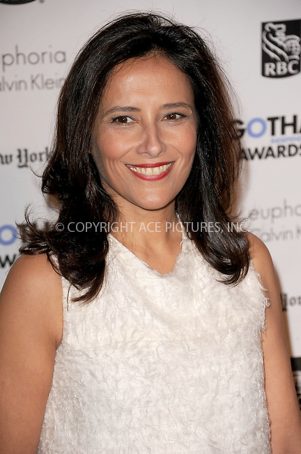 WWW.ACEPIXS.COM . . . . . .November 28, 2011, New York City.... Executive Director of the IFP, Joana Vicente attends IFP's 21st annual Gotham Independent Film awards at Cipriani, Wall Street on November 28, 2011 in New York City......Please byline: KRISTIN CALLAHAN - ACEPIXS.COM.. . . . . . ..Ace Pictures, Inc: ..tel: (212) 243 8787 or (646) 769 0430..e-mail: info@acepixs.com..web: http://www.acepixs.com .