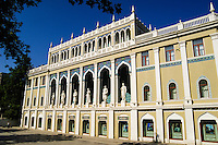 Azerbaijan, Baku. The Nizami Museum of Azerbaijani Literature, established in 1939.
