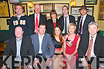 Beale GAA Social: Attending the Beale GAA club Social at the Golf Hotel, Ballybunion on Saturday night last were in front Maurice King, John Joy, Aileen Ryan & Marian & John Dee, Back : Jerry McMahon, Liam Browne, Kathleen Joy, Declan Bambury & Mario Peres