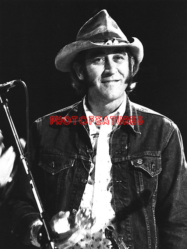 Don Williams 1977..© Chris Walter..