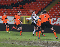 Dundee United v St Mirren Youth Cup Quarter Final 260213