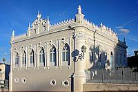Casa sede do Iphan na cidade de Lençois. Bahia. 2014. Foto de Euler Paixao.