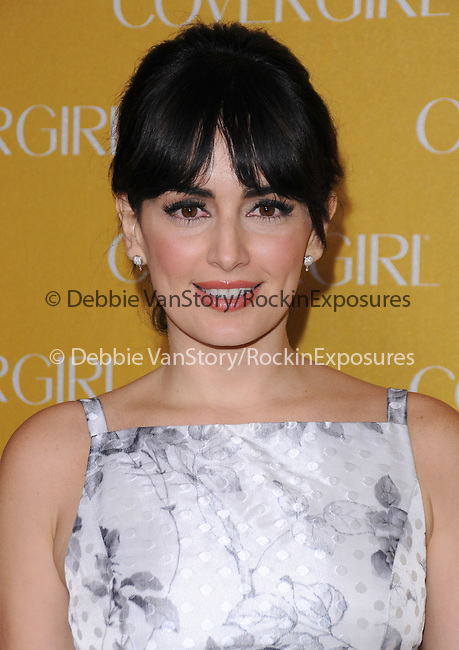Ana de la Reguera at The Covergirl 50th Anniversary Celebration held at BOA in West Hollywood, California on January 05,2011                                                                               © 2010 Hollywood Press Agency