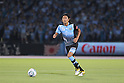 Kosei Shibasaki (Frontale), JULY 16th, 2011 - Football : 2011 J.League Division 1 match between between Kawasaki Frontale 3-2 Kashiwa Reysol at Todoroki Stadium in Kanagawa, Japan. (Photo by Kenzaburo Matsuoka/AFLO)...