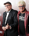 Rick Nielsen and Kevin Cronin at The L.A.Premiere of Sound City held at The Cinerama Dome in Hollywood, California on January 31,2013                                                                   Copyright 2013 Hollywood Press Agency