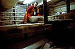 En Dix jours, les cales du «Jack Abry II» seront pleines.  Entre 80 et 100 tonnes de poissons devront être déchargée à Lockinver avant de repartir en mer.