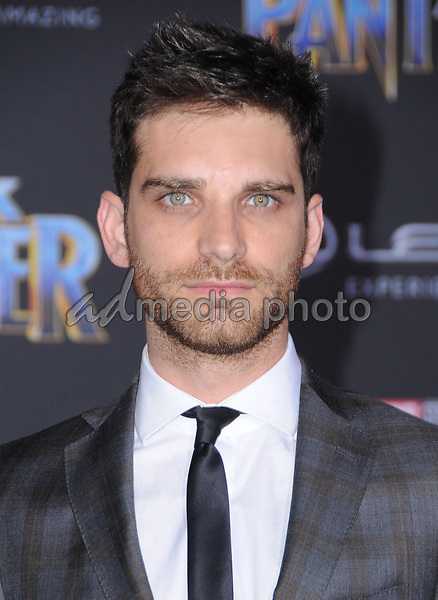 "29 January 2018 - Hollywood, California - Jeff Ward. Marvel Studios' ""Black Panther"" World Premiere held at Dolby Theater. Photo Credit: Birdie Thompson/AdMedia"