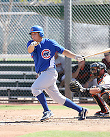Rebel Ridling / Chicago Cubs 2008 Instructional League..Photo by:  Bill Mitchell/Four Seam Images