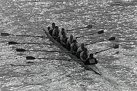 Pix:Michael Steele/SWpix...Rowing, River Thames, 1990...COPYRIGHT PICTURE>>SIMON WILKINSON..Rowing, River Thames.