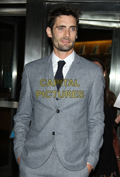 NEW YORK, NY - OCTOBER 25: Tyson Ritter at the Miss You Already film screening at the Museum of Modern Art in New York City on October 25, 2015. <br /> CAP/MPI/RW<br /> &copy;RW/MPI/Capital Pictures