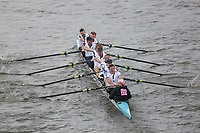 Crew: 109   Rex Boat Club   Mas.Nov.8+ (E)<br /> <br /> Veterans' Head of the River Race 2018<br /> <br /> To purchase this photo, or to see pricing information for Prints and Downloads, click the blue 'Add to Cart' button at the top-right of the page.