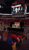 College Signing Day 2015 at the KFC Yum! Center