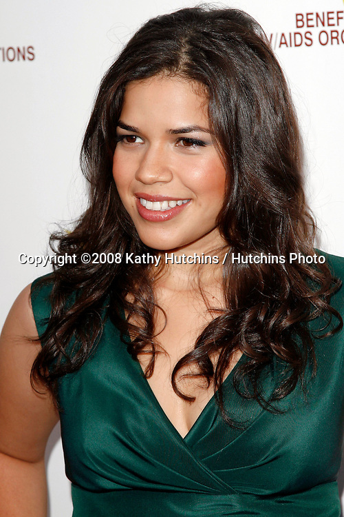 "America Ferrera.3rd Annual ""Hot in Hollywood"".Avalon Nightclub.Los Angeles, CA.August 16, 2008.©2008 Hutchins Photo...."