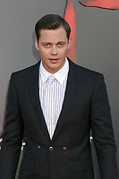 """LOS ANGELES - AUG 26:  Bill Skarsgard at the """"It Chapter Two"""" Premiere at the Village Theater on August 26, 2019 in Westwood, CA"""