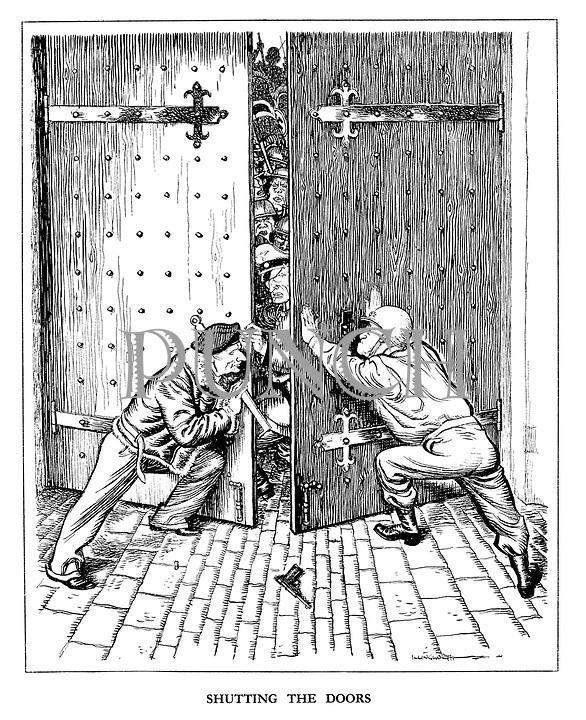 Shutting the Doors