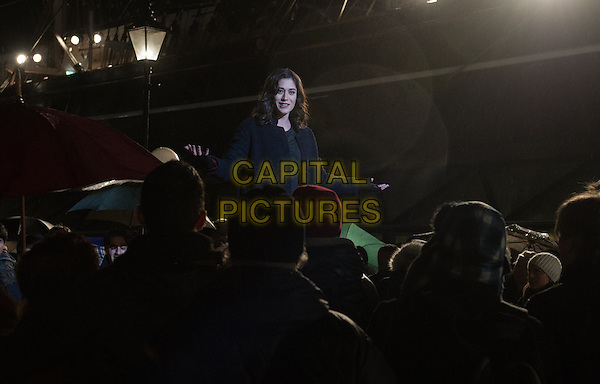 Now You See Me 2 (2016)<br /> Lizzy Caplan <br /> *Filmstill - Editorial Use Only*<br /> CAP/KFS<br /> Image supplied by Capital Pictures