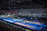 General view,<br /> AUGUST 8, 2013 - Fencing :<br /> World Fencing Championships Budapest 2013, Men's Individual Epee Round of 32 at Syma Hall in Budapest, Hungary. (Photo by Enrico Calderoni/AFLO SPORT) [0391]