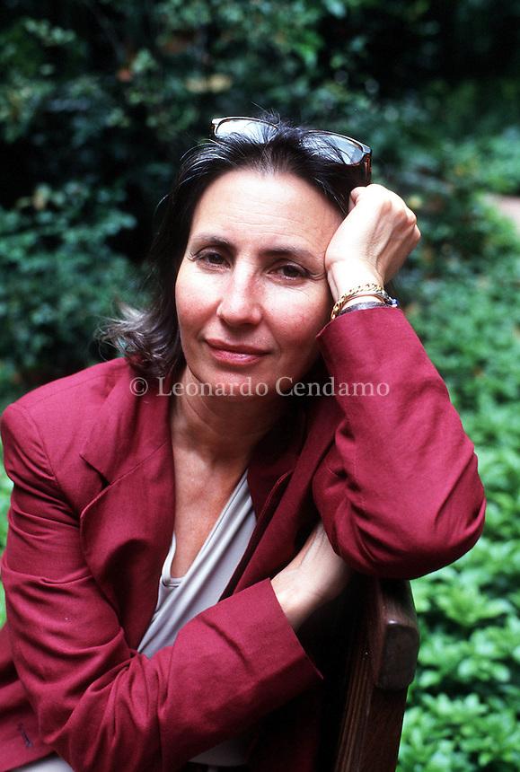 2000: TERESA CREMISI © Leonardo Cendamo