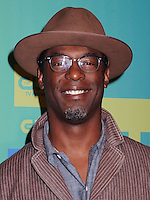 NEW YORK CITY, NY, USA - MAY 15: Isaiah Washington at The CW Network's 2014 Upfront held at The London Hotel on May 15, 2014 in New York City, New York, United States. (Photo by Celebrity Monitor)