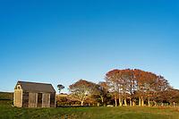 Farm building, Martha's Vineyard, Massachusetts, USA