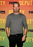 """LOS ANGELES, CA - NOVEMBER 18: Brian Van Holt attends the advanced screening for Fox's """"Deputy"""" at James Blakeley Theater on the Fox Studio Lot on November 18, 2019 in Los Angeles, California. on November 13, 2019 in Los Angeles, California. (Photo by Frank Micelotta/Fox/PictureGroup)"""