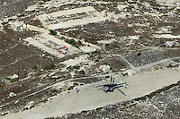 AFM Bulldog crash site in Gozo on 05-08-2007.