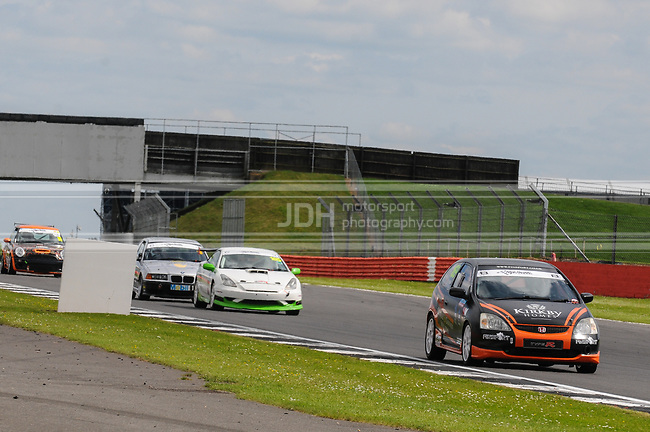 Richard Clarke/Mark Steward - Finsport Honda Civic Type R