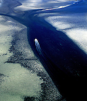 Aerial over the German Channel,Palau
