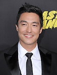 Daniel Henney at The Lions Gate World Premiere for The Last Stand at The Grauman's Chinese Theater in Hollywood, California on January 14,2013                                                                   Copyright 2013 Hollywood Press Agency