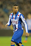 Nederland , Arnhem , 29 maart 2014<br /> Eredivisie<br /> seizoen 2013-2014<br /> Vitesse - Heerenveen<br /> Pele van Aanholt van SC Heerenveen