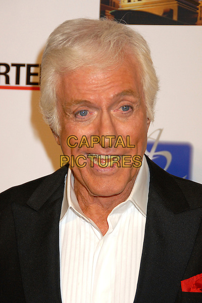 "DICK VAN DYKE.""A Fine Romance"" Benefit 2007 for the Motion Picture and Television Fund at Sony Pictures Studios, Culver City, California, USA, 20 October 2007..portrait headshot .CAP/ADM/BP.©Byron Purvis/AdMedia/Capital Pictures."