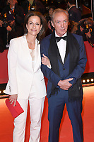 BERLIN, GERMANY - FEBRUARY 7: Claudia Michelsen and Udo Kier attend The Kindness Of Strangers premiere and Opening Night Gala of the 69th Berlinale International Film Festival Berlin at the Berlinale Palace on February 7, 2018 in Berlin, Germany.<br /> CAP/BEL<br /> ©BEL/Capital Pictures