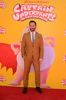 "LOS ANGELES - MAY 21:  Nick Kroll at the ""Captain Underpants"" Los Angeles Premiere at the Village Theater on May 21, 2017 in Westwood, CA"