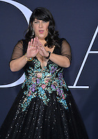 E. L. James at the premiere of &quot;Fifty Shades Darker&quot; at the Theatre at the Ace Hotel, Los Angeles, USA 18th January  2017<br /> Picture: Paul Smith/Featureflash/SilverHub 0208 004 5359 sales@silverhubmedia.com