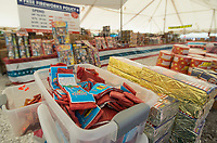NWA Democrat-Gazette/BEN GOFF @NWABENGOFF<br /> Fireworks for sale Saturday, June 30, 2018, at Fireworks City in Benton County near Centerton.