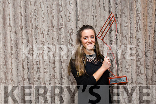 Tess Dowling is the Kerry School of Music Musician of the Year 2017-2018