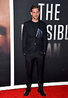 """LOS ANGELES, CA: 24, 2020: Oliver Jackson-Cohen at the premiere of """"The Invisible Man"""" at the TCL Chinese Theatre.<br /> Picture: Paul Smith/Featureflash"""