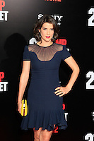 LOS ANGELES, CA - MAR 13: Cobie Smulders at the premiere of Columbia Pictures '21 Jump Street' held at Grauman's Chinese Theater on March 13, 2012 in Los Angeles, California