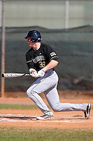 Stephen Talbott #36 of the Purdue Boilermakers during a game vs the Pittsburgh Panthers at the Big East-Big Ten Challenge at Walter Fuller Complex in St. Petersburg, Florida;  February 20, 2011.  Purdue defeated Pitt 5-3.  Photo By Mike Janes/Four Seam Images