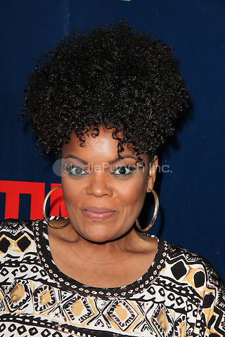 LOS ANGELES, CA - AUGUST 10: Yvette Nicole Brown at the CBS, CW, Showtime Summer TCA Party, Pacific Design Center in Los Angeles, California on August 10, 2015. Credit: David Edwards/MediaPunch