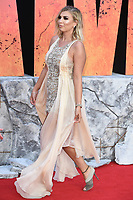 """Olivia Buckland arriving for the """"Rampage"""" premiere at the Cineworld Empire Leicester Square, London, UK. <br /> 11 April  2018<br /> Picture: Steve Vas/Featureflash/SilverHub 0208 004 5359 sales@silverhubmedia.com"""